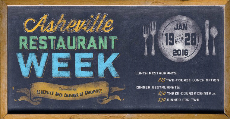 Asheville Restaurant Week Tours